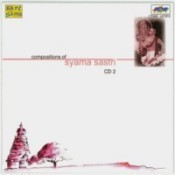 Compositions Of Syama Sastri (vocal) Vol 2 Songs