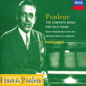 Poulenc: The Complete Music For Solo Piano (3 Cds) Songs