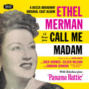 12 Songs From Call Me Madam With Selections From Panama Hattie Songs
