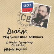 Dvorak: The Symphonies Songs