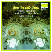 J S Bach Toccata And Fugue Songs