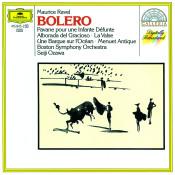 Ravel Bolero Pavane La Valse Songs