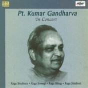Pt Kumar Gandharv In Concert Songs