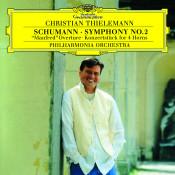 Schumann Symphony No 2 Manfred Overture Konzertstuck For 4 Horns Songs