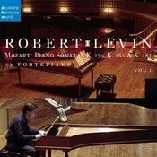 Mozart: Piano Sonatas K.279, K.280 & K.281 On Fortepiano Songs