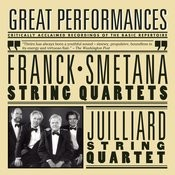 Franck & Smetana: String Quartets Songs