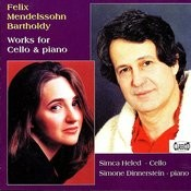 Felix Mendelssohn-Bartholdy: Works For Cello & Piano Songs
