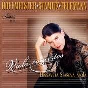 Hoffmeister / Stamitz / Telemann: Violia Concertos Songs