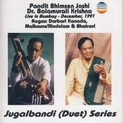 Jugalbandi (Duet) Series: Live At Shivaji Park, Mumbai Dec 1991 Songs