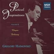 Poetical Inspirations: Volume II - Chopin & Debussy Songs