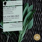 Glazunov: Symphony No. 7, Ouverture Solennelle - Mussorgsky: Night on the Bold Mountain Songs