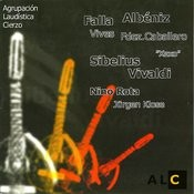 Guitar Ensemble Works - Vivaldi, de Falla, Albeniz, etc. Songs