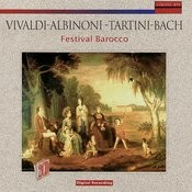 Albinoni, Vivaldi, Tartini: Barocco Veneziano Songs
