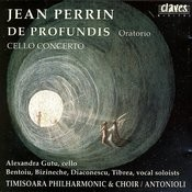 Jean Perrin: De Profundis / Cello Concerto Songs
