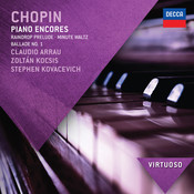 Chopin: Piano Encores Songs