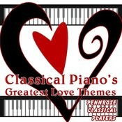 Classical Piano's Greatest Love Themes Songs