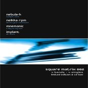Square Matrix 002 - Limited Edition Bonus Disc Songs