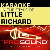 Tutti Fruitti (Karaoke Lead Vocal Demo)[In The Style Of Little Richard] Song