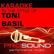 Mickey (Karaoke Lead Vocal Demo)[In The Style Of Toni Basil] Song