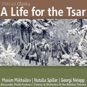 Glinka: A Life For The Tsar Songs