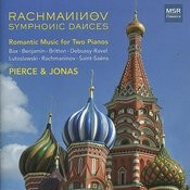 Symphonic Dances: Romantic Music For Two Pianos Songs