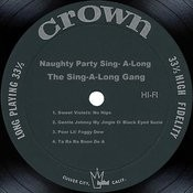 Naughty Party Sing- A-Long Songs