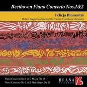Beethoven Piano Concerto Nos. 1 & 2 Songs