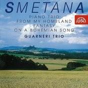 Smetana: Piano Trio, From My Homeland, Fantasy On A Bohemian Song Songs