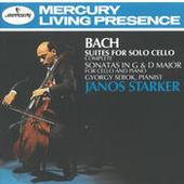 Bach, J.S.: Suites for Solo Cello/2 Cello Sonatas Songs