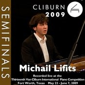 2009 Van Cliburn International Piano Competition: Semifinal Round - Michail Lifits Songs