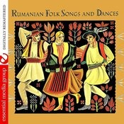 Rumanian Folk Songs And Dances (Remastered) Songs