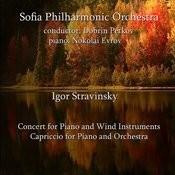Igor Stravinsky: Selected Works Songs