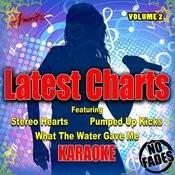 Karaoke - Latest Charts Vol. 2 Songs