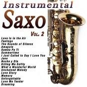 Instrumental Saxo Vol.2 Songs