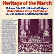 Heritage Of The March, Vol. 68 - The Music Of Hildreth And Myers Songs