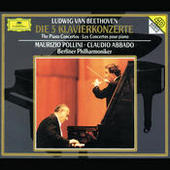 Beethoven: The Piano Concertos Songs