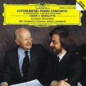 Lutoslawski: Piano Concerto Songs