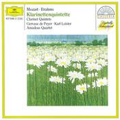 Mozart: Clarinet Quintet K.581 / Brahms: Clarinet Quintet In B Minor, Op. 115 Songs