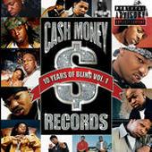 10 Years Of Bling Vol. 1 Songs