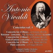 Vivaldi: Concerto For 2 Oboes In D Minor, Rv535 Songs