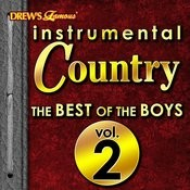 Instrumental Country: The Best Of The Boys, Vol. 2 Songs