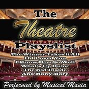 The Theatre Playlist Songs