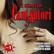 I Grandi Cantautori - Vol. 1 Songs