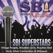 Sbi Karaoke Superstars - Village People, Weather Girls, Peaches And Herb, Silver Convention & Ottawan Songs