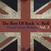 The Best Of Rock 'n' Roll From Great Britain, Vol. 2 Songs