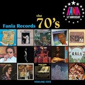 Fania Records - The 70's, Vol. Five Songs