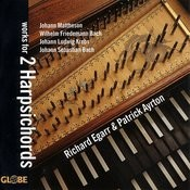 Works For 2 Harpsichords Songs