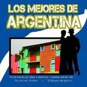 Los Mejores De Argentina Songs