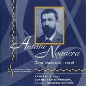 Noguera: Obra Pianística I Vocal Songs