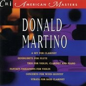 Music Of Donald Martino Songs